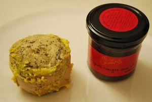Foie gras figues