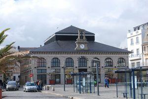 Halles concarneau