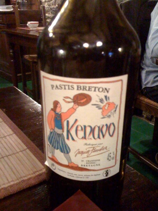 Pastis breton