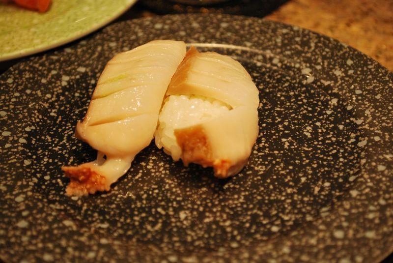 Sushi abalone
