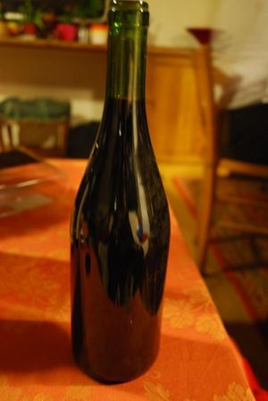 Côte rôtie no name 1998