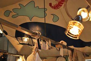 étal baleine tsukiji